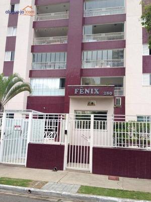 Apartamento No Fenix Com 2 Dormitórios Para Alugar, 74 M² No Jardim Aquarius - São José Dos Campos/sp - Ap6467