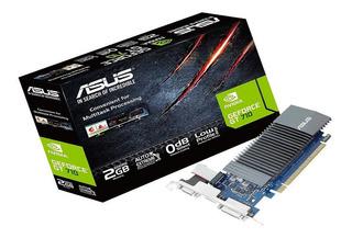 Tarjeta Video Asus Gt710-sl-2gd5 Gf Gt 710 2gb Gddr5- Boleta