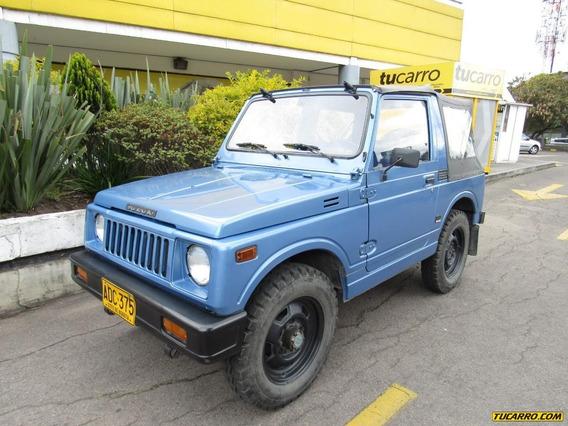 Suzuki Sj 410 Mt 1.0 4x4