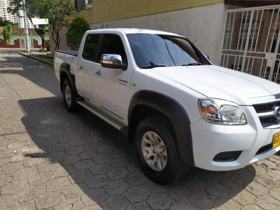 Mazda Bt-50 Bt 50 Turbo Diesel 2.5 4x4 2010