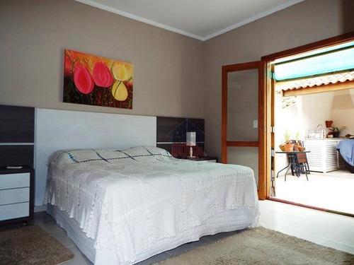 Casa Residencial À Venda, Jardim Paulista, Atibaia. - Ca0089