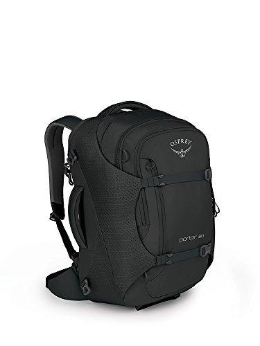 Mochila De Viaje Osprey Packs Porter 30, Negra, Talla Única