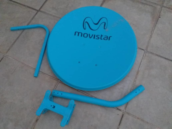 Kit Movistar Hd, Decodificador Hd + Antena + Control Usado
