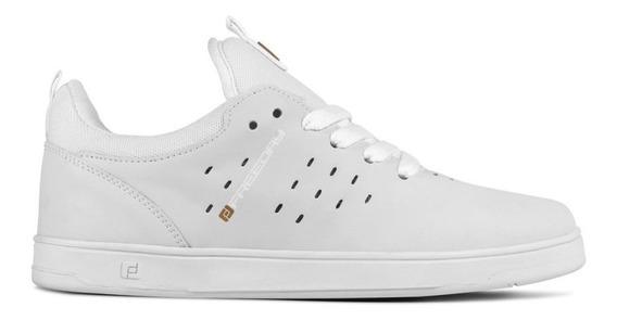 Tenis Freeday Dalua Branco/branco - 58303
