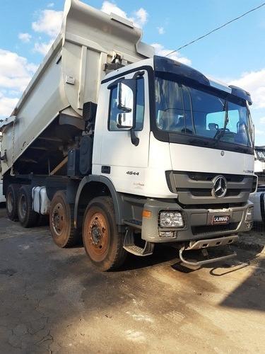 Mercedes Bens Actros 4844 8x4