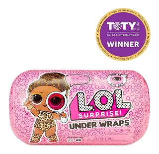 Capsula L.o.l. Surprise Under Wraps Doll Original Eye Spy 2a