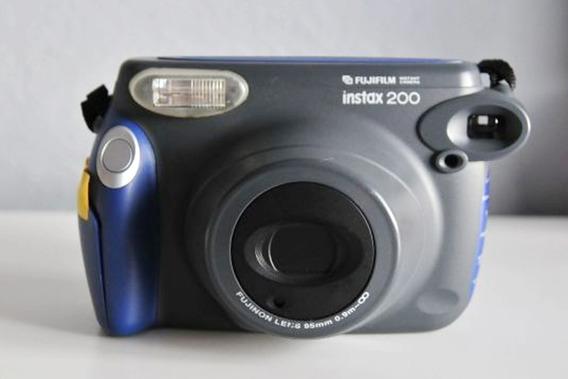 Cámara Instantánea Fujifilm Instax 200