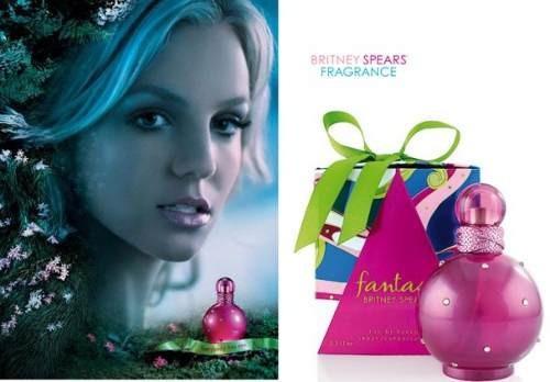 * Fantasy Britney Spears 100ml Perfume Feminino Original