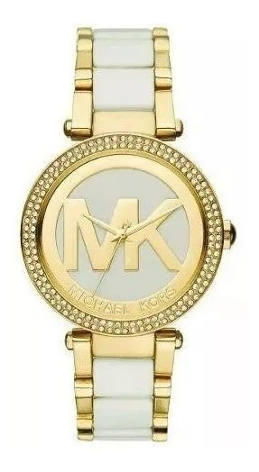 Relógio Michael Kors Parker Feminino Mk6313/5bn - Promoção!