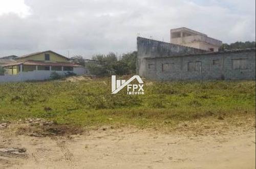 Terreno No Jardim Marambá, Em Itanhaém Lado Praia Ter043
