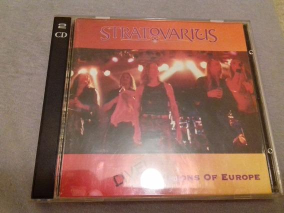 Cd Stratovarius Visions Live