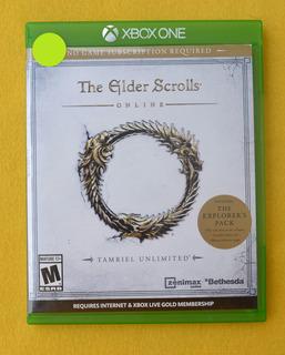 The Elder Scroll Online Tamriel Xbox One Play Magic