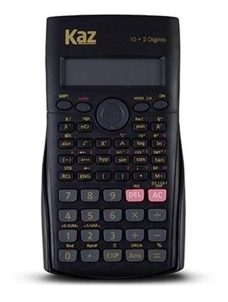Calculadora Cientifica Kaz 240 Funções