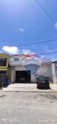 Imagem 1 de 2 de Prédio Comercial E Residencial À Venda - Dix Sept Rosado - Natal/rn - Pr0025