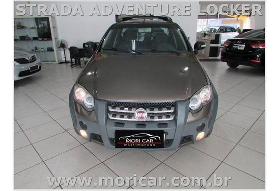 Fiat Strada Adventure 1.8 Flex - Cabine Estendida - Ano 2010