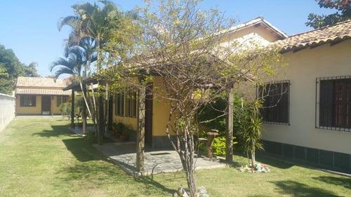 Ótima Casa Com 2 Dormitórios À Venda, 63 M² Por R$ 300.000 - Extensão Do Bosque - Rio Das Ostras/rj - Ca1056