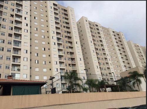 Imagem 1 de 15 de Apartamento - 2 Dormitórios - Condomínio Villas Da Granja - Carapicuíba Sp - Ap321333l