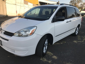 Toyota Sienna Le Aa Ee At 2005