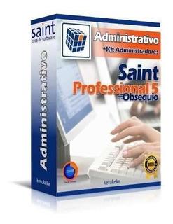 Sistema Administrativo Saint 5 Pro|factura|pos|inventario|+