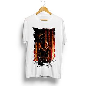 Camiseta Masculina Far Cry 5 Bandeira Gamer Jogos