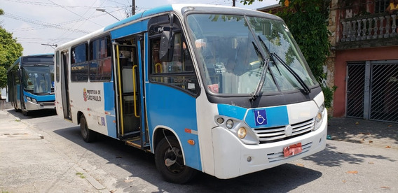 Micro Ônibus Comil Pia Vw9150 2011 2012 22lug 2p Aurovel