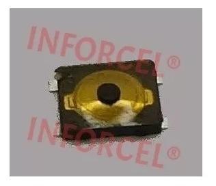 Lote Atacado 10x Botão Tecla Home Placa Galaxy Ace 4