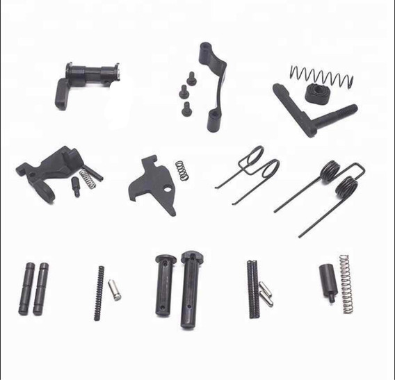 Lower Parts Kit Partes Receiver Sin Gatillo Ar 15 M4 Sencill