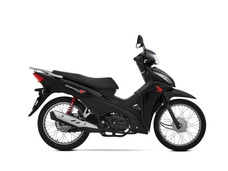 Honda Wave110 Negro 2018 0km Wave 110 Avant Motos