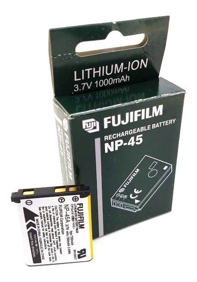 Bateria Fujifilm Np-45a Z10 Z20 Z10fd Z20fd Z30 Z31 Z33 Z35