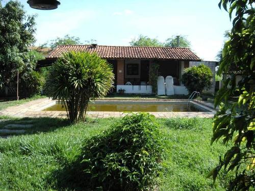 Imagem 1 de 14 de Chácara À Venda Em Loteamento Chácaras Vale Das Garças - Ch005586