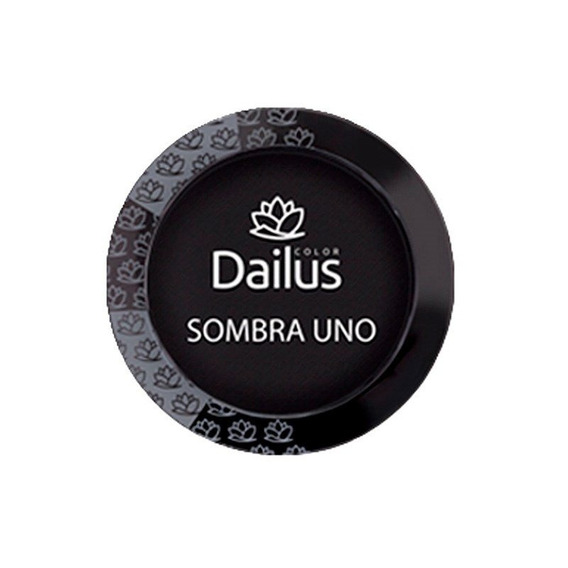 Sombra Uno Dailus Color 34 Preta