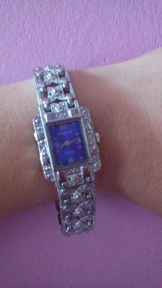 Relógio Quartz Feminino Luxo