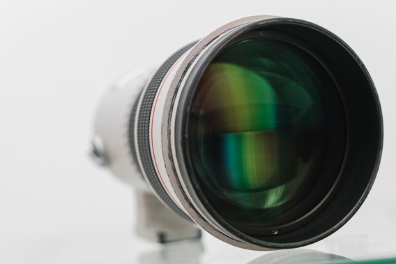 Canon 300mm F/2.8l Usm - Teleobjetiva