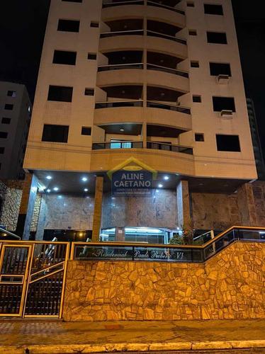 Apartamento Com 1 Dorm, Tupi  - R$ 225 Mil - Vesa021378