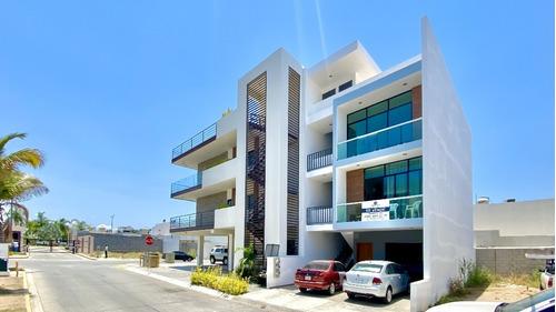 Imagen 1 de 11 de Departamento En Venta, Mazatlán, Sinaloa