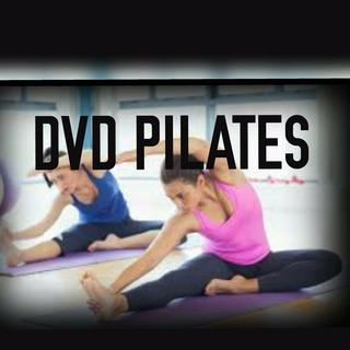 Dvd Pilates - Curso Pilates P3