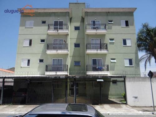 Imagem 1 de 18 de Apartamento Com 2 Dormitórios À Venda, 54 M² Por R$ 190.000,00 - Residencial Bosque Dos Ipês - São José Dos Campos/sp - Ap7754