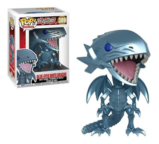 Funko Pop Blue-eye White Dragon #389 Yu Gi Oh! Original