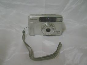 Câmera Analógica Samsung Fino 800