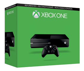 Consola Xbox One 500gb Rfb Microsoft Joystick En Caja