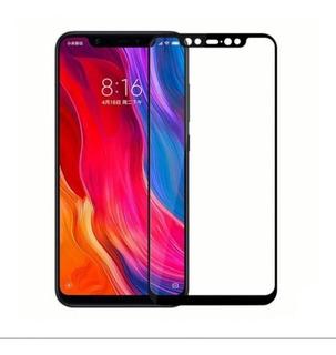 Película Vidro 5d Xiaomi Mi 9t Borda Preta Tela Inteira