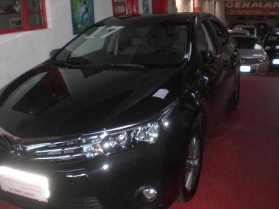 Corolla 1.8 16v Gli Flex 4p Preto 2016/2017