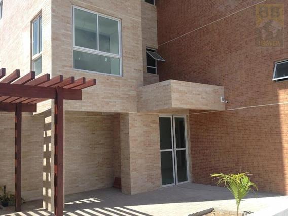 Apartamento Para Venda Em Natal, Capim Macio, 3 Dormitórios, 1 Suíte, 3 Banheiros, 1 Vaga - Izidora Beatriz Jd