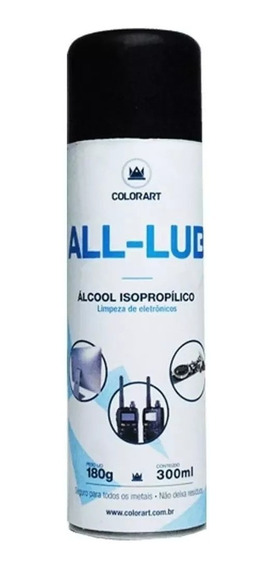 Spray Álcool Isopropílico Limpa Telas Tablet Mouse Teclado