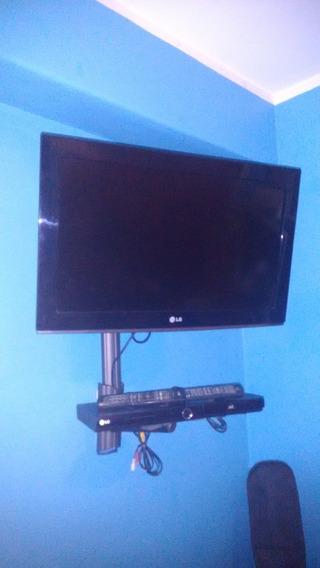 Televisor - Dvd - Lg 26 Pulgadas Ideal Para La Habitación