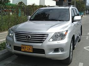 Lexus Lx 2011