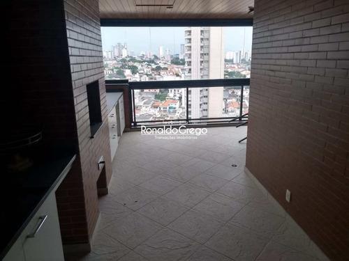 Apartamento Com 4 Dorms, Chácara Klabin, São Paulo - V2889