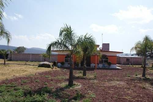 Oportunidad Casa De Campo Sobre Humilpan