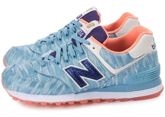 Zapatillas Mujer New Balance 574 100% Originales