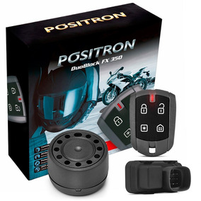 Alarme Positron Motos Duoblock Fx G8 350 Universal Presença